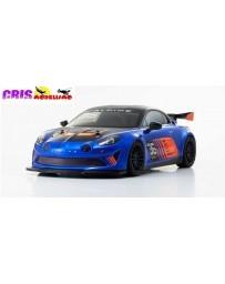 Coche Kyosho FW06 Alpine GT4 1:10 RC Nitro Readyset c/KE15SP