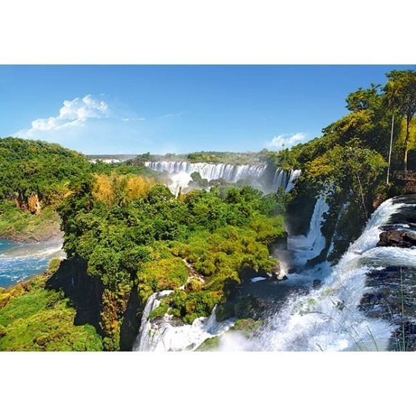 Puzzle Cataratas de Iguazú de 1000 piezas