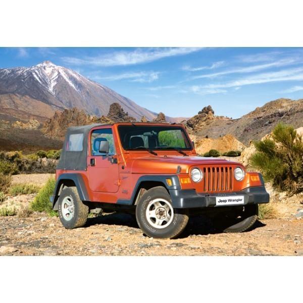 Puzzle Jeep Wrangler de 1000 piezas