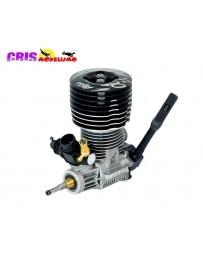 Motor Gasolina Alpha Plus 21 Rear Pull Starter Crank 14mm 3Port