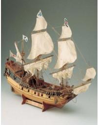 Maqueta Barco Fragata Berlin