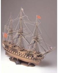 Maqueta Barco HMS Bellona Corel