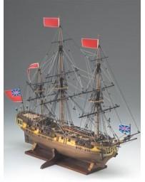Maqueta Barco HMS Greyhound Corel