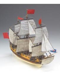 Maqueta Barco HMS Peregrine Corel