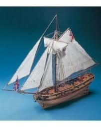 Maqueta Barco HMS Resolution Corel