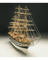 Maqueta Barco Amerigo Vespucci Mantua Model