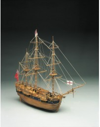 Maqueta Barco Endeavour Mantua Model