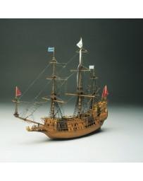 Maqueta Barco La Couronne 1:98 Mantua Model