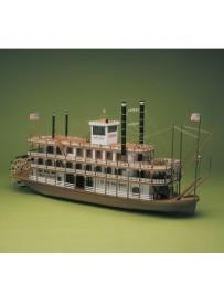 Maqueta Barco Mississippi 1870 Mantua Model
