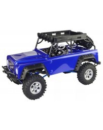 Coche VRX Crawler Jeep MC28 Azul 1/10 4WD Brushed RTR