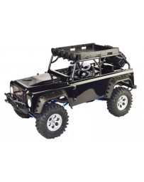 Coche VRX Crawler Jeep MC28 Negro 1/10 4WD Brushed RTR