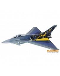 Avion Multiplex Eurofighter Indoor Edition BK