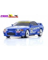 Kyosho Mini-Z AWD Nissan Skyline GT-R R32 Calsonic (MA-020/KT531P)