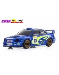 Kyosho Mini-Z AWD Subaru Impreza WRC 2002 (MA-020/KT531P)