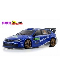 Kyosho Mini-Z AWD Subaru Impreza WRC 2008 (MA-020/KT531P)