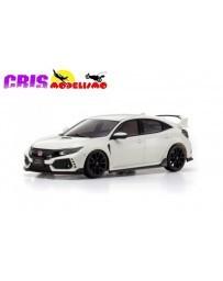 Kyosho Mini-Z AWD Honda Civic Type-R Blanco (MA-020/KT531P)