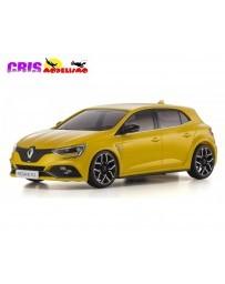 Kyosho Mini-Z FWD Renault Megane RS Sirius Yellow (MA-03F/KT531P)