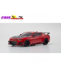 Kyosho Mini-Z RWD Chevrolet Camaro ZL1 1LE Red Hot (W-MM/KT531P) c/LED