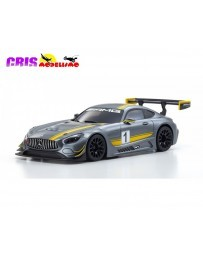 Kyosho Mini-Z RWD Mercedes AMG GT3 Color 1 (W-MM/KT531P)