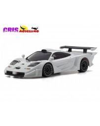 Kyosho Mini-Z RWD McLaren F1 GTR Blanco (W-MM/KT531P)