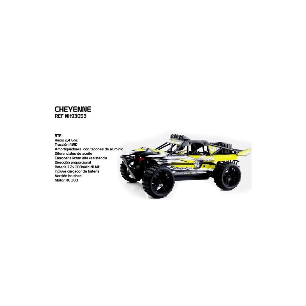 Coche Cheyenne Desert Electrico RTR