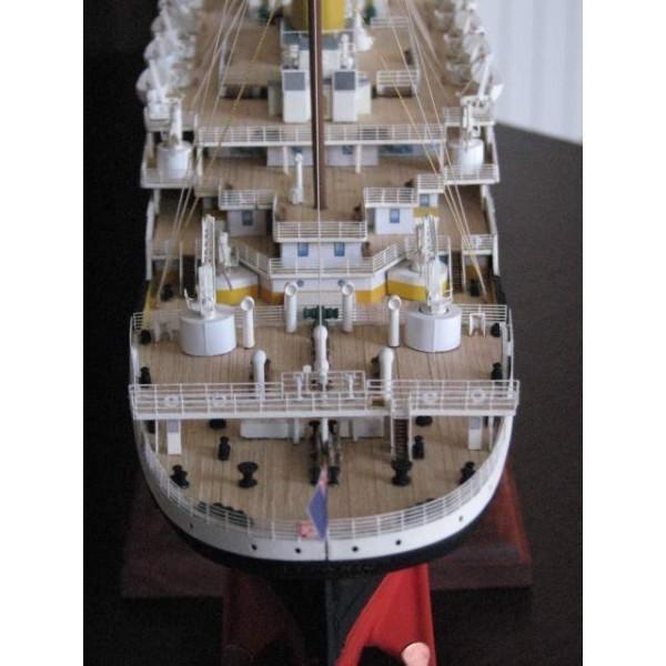 Maqueta R.M.S. Titanic