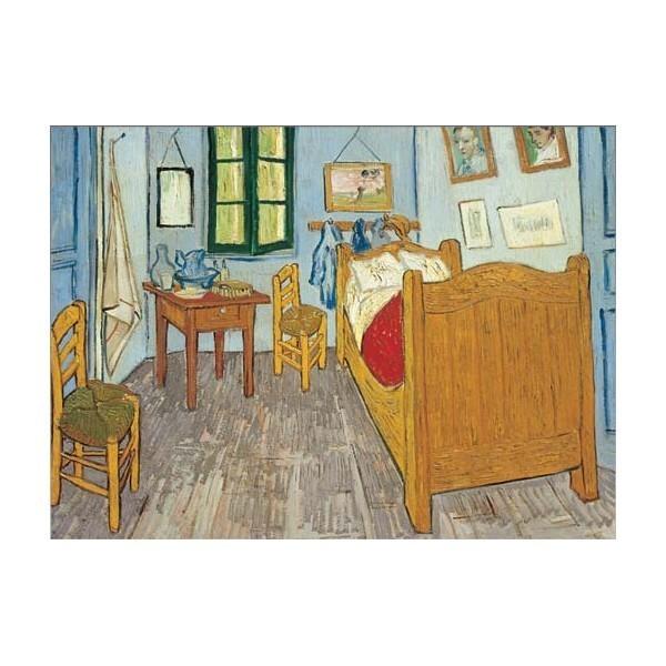 Puzzle La Habitacion de Van Gogh de 1000 piezas