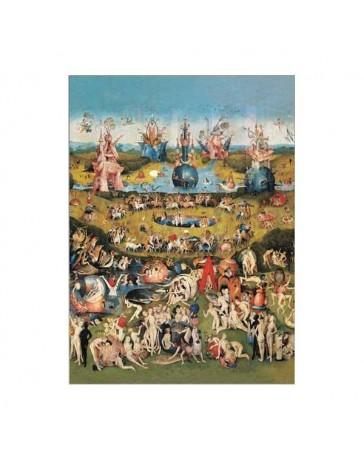 Puzzle II Jardin de las Delicias de 1000 piezas