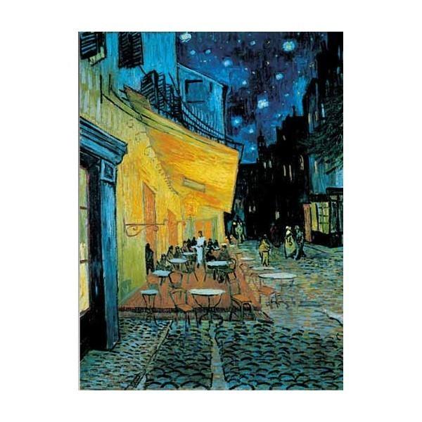 Puzzle Cafe de la Noche de 1000 piezas