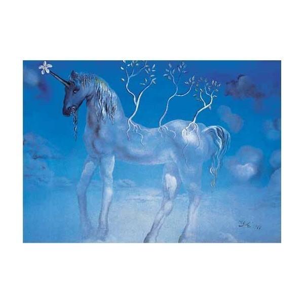 Puzzle El Unicornio Alegre de 1500 piezas