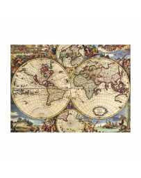 Puzzle Mapa del Mundo 2000 Piezas