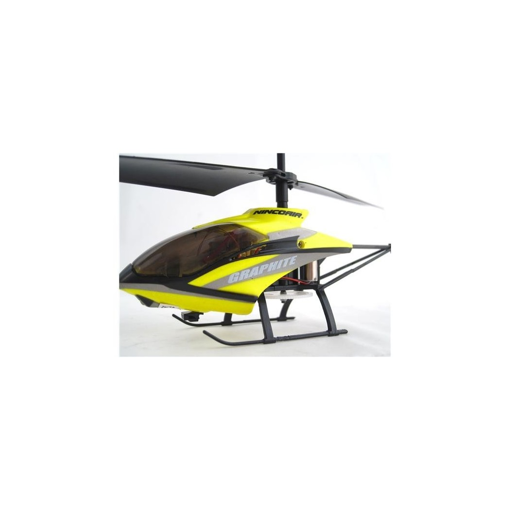 Helicoptero Nincoair 180 Graphite IR 3CH