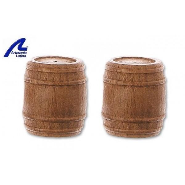 Accesorio Set 2 barriles de 18mm