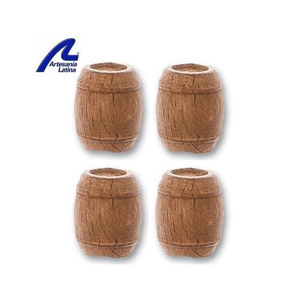 Accesorio Set 4 barriles de 12mm
