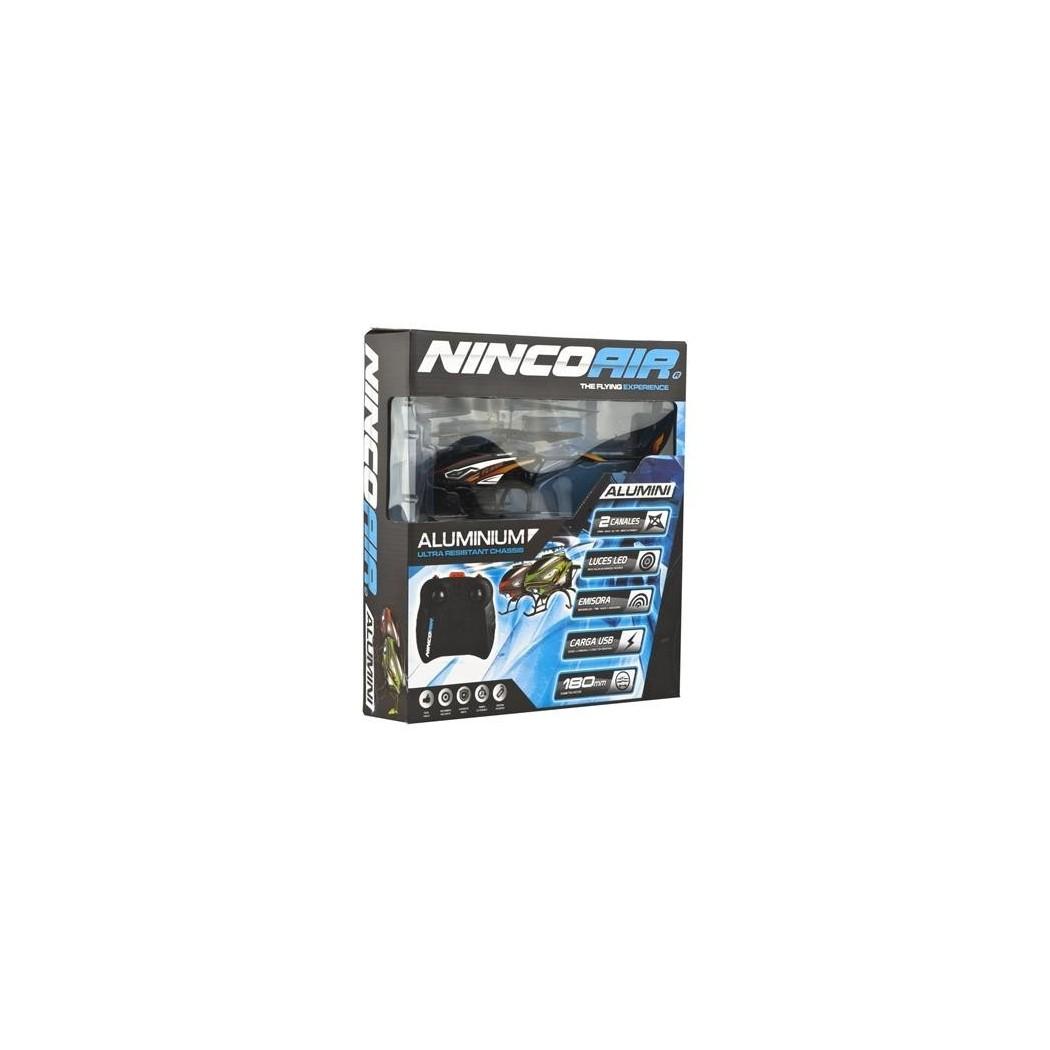 Helicoptero Nincoair Alu Mini Flame