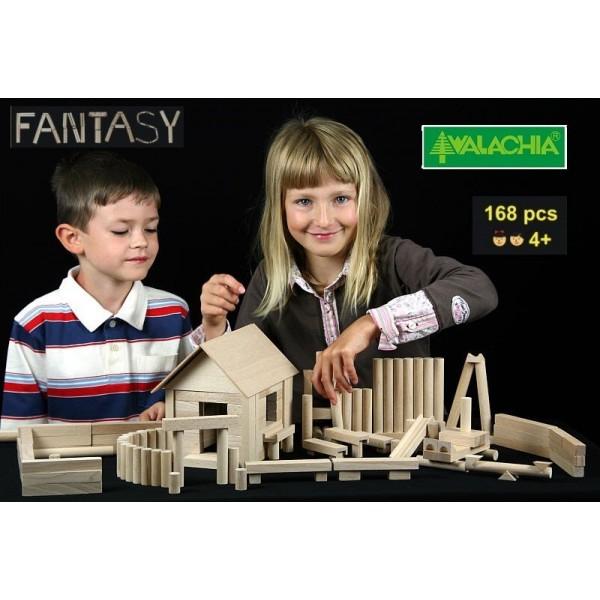 Construccion en madera Fantasy