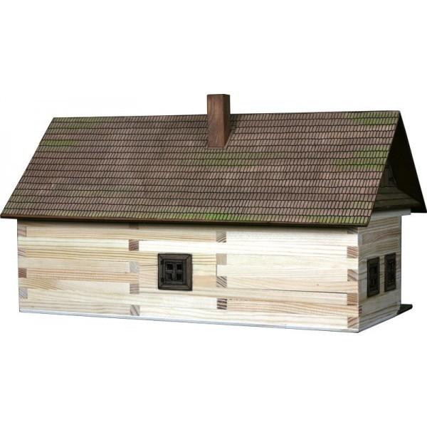 Construccion en madera Escuela Rural