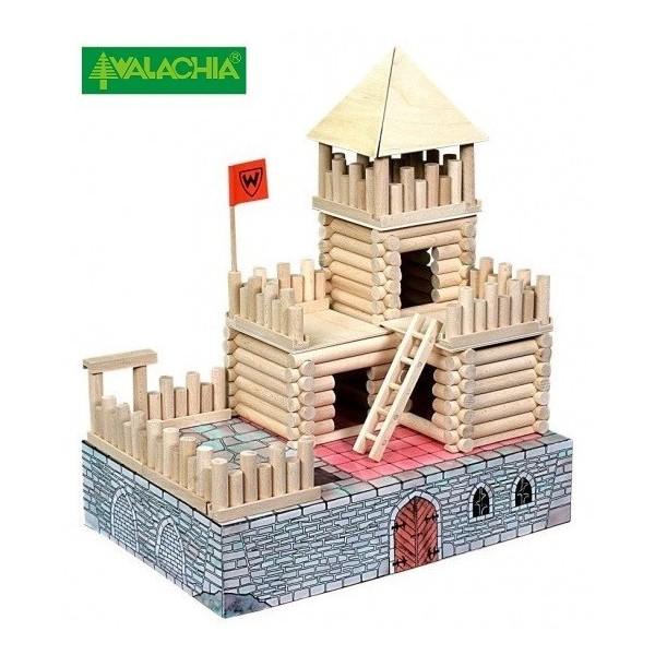 Construccion en madera Fuerte Vario