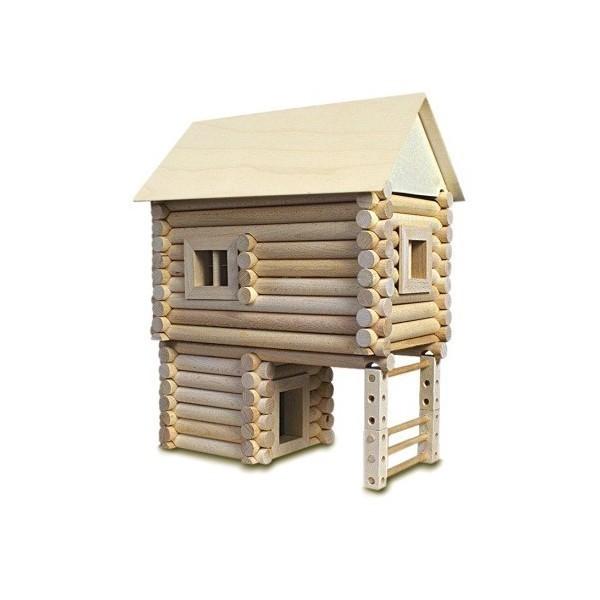 Construccion en madera Vario XL 184 piezas