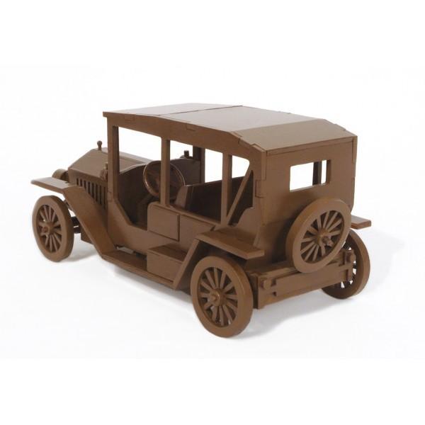 Kit construccion en madera Coche clásico