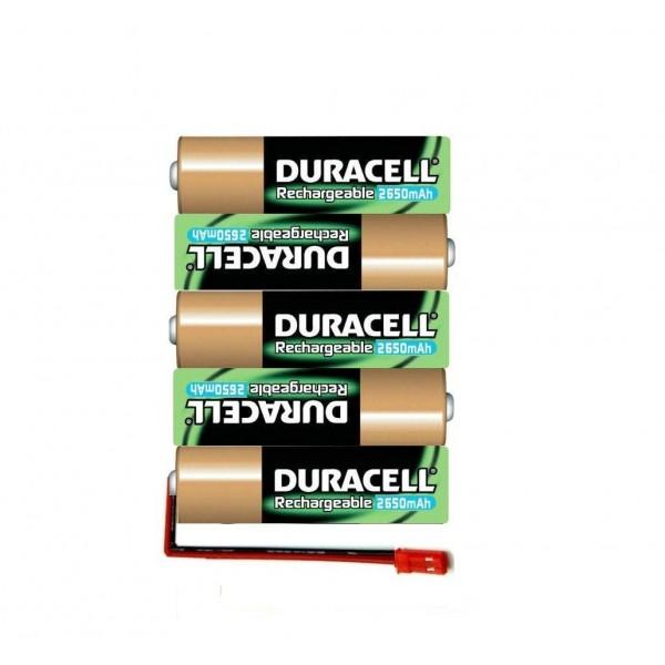 Recambio de radiocontrol Pack Bateria 6V 2650 mAh AA