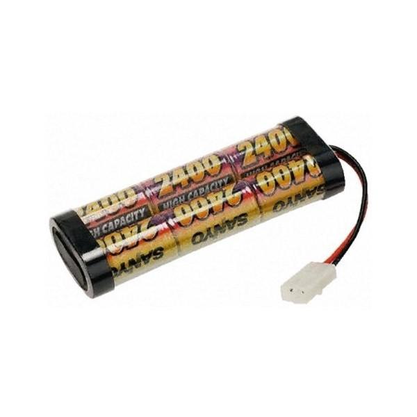 Recambio de radiocontrol Bateria Sanyo 2400 mAh