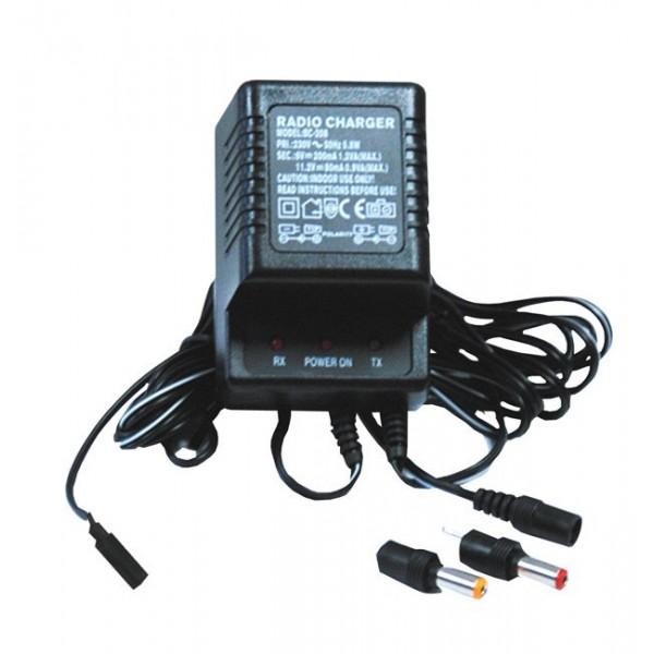 Recambio de radiocontrol Cargador Rx-Tx Universal