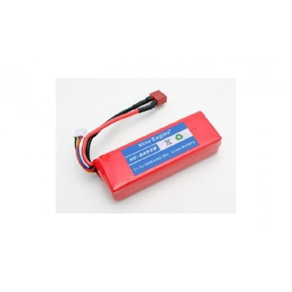 Recambio de radiocontrol Bateria de li-po 11,1V 1800mAh 20C