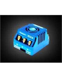 Recambio de coche radiocontrol Variador Hobbywing 1/8 XERUN 150A SD V1.0 (Blue edition)