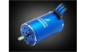 Recambio de coche radiocontrol Motor 1/8 Brusless 4168SD - 2250Kv (Blue)