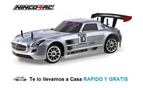 Coche Mercedes SLS AMG GT3 RTR