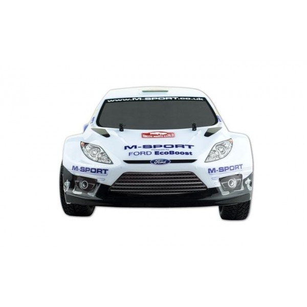 Coche Ford M-Sport 1/12 RTR