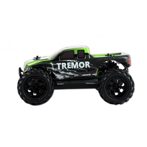 Coche Tremor Green Electrico RTR