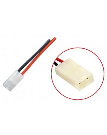 Recambio Cable bateria Tamiya H con Cable